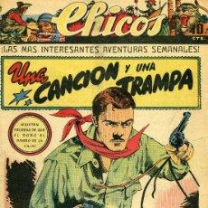 Tebeos: CHICOS Nº302 (CUTO DE JESÚS BLASCO, COELHO, NADAL, FREIXAS...) EL MEJOR TEBEO ESPAÑOL . Lote 29353015