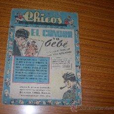 Giornalini: CHICOS Nº 492 DE CONSUELO GIL . Lote 30101118