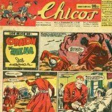 Tebeos: CHICOS 453 (BLASCO, COZZI, WHITE, CANELLAS CASALS, GABI, ROCA Y OTROS GRANDES DEL TEBEO ESPAÑOL). Lote 30153423