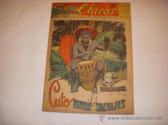 CHICOS Nº 339, 40 CTS, EDITORIAL CONSUELO GIL (Tebeos y Comics - Consuelo Gil)