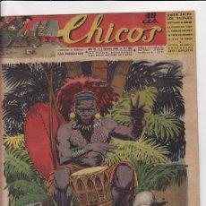 TEBEO CHICOS - 1945 - Nº 339