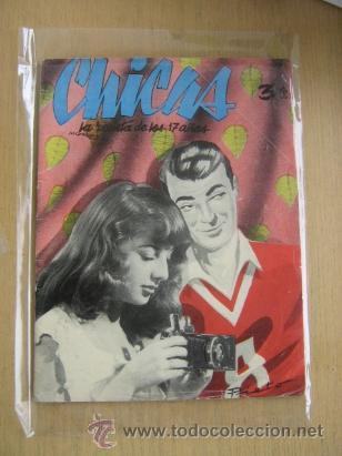 CONSUELO GIL CHICAS Nº 60, 2ª EPOCA (Tebeos y Comics - Consuelo Gil)