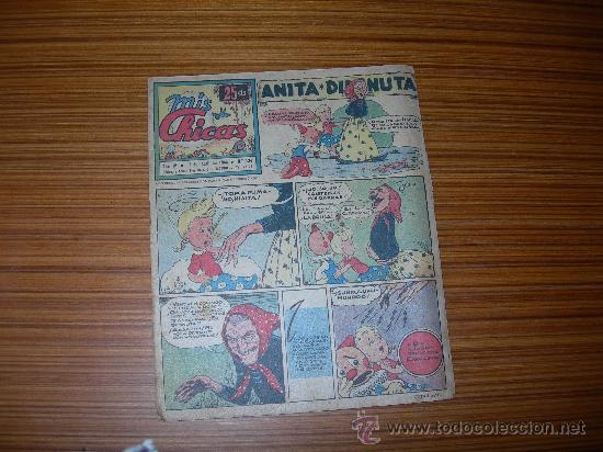 MIS CHICAS Nº 134 DE CONSUELO GIL (Tebeos y Comics - Consuelo Gil)