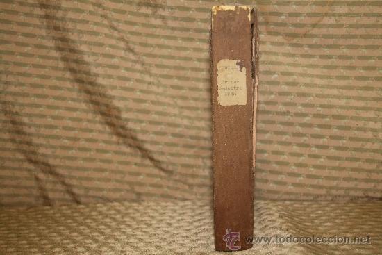 Tebeos: 2083- MIS CHICAS. PUBLICACION INFANTIL SEMANAL. AÑO V Y VI FEBRERO/ JUNIO 1946. ENCUADERNADO 1 TOMO - Foto 4 - 34641439