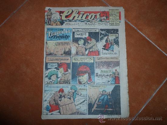 CHICOS ORIGINAL Nº 383 EDITORIAL CONSUELO GIL AÑOS 40 (Tebeos y Comics - Consuelo Gil)