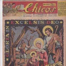 Tebeos: CHICOS LOTE DE 15NºS. Lote 36715293