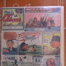 Giornalini: MIS CHICAS Nº 114 NOVIEMBRE DE 1943. Lote 37022036