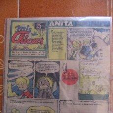 Giornalini: MIS CHICAS Nº 160 OCTUBRE DE 1944. Lote 37022208