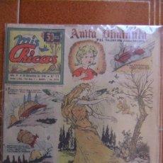 Giornalini: MIS CHICAS Nº 171 DICIEMBRE DE 1944. Lote 37022231