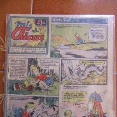 Giornalini: MIS CHICAS Nº 237 AGOSTO DE 1946. Lote 37022366