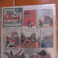 Tebeos: MIS CHICAS Nº 293 SEPTIEMBRE DE 1947. Lote 37022545