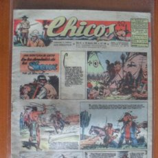 Tebeos: CHICOS Nº 400 ** AÑO 1946 ** CONSUELO GIL ** J. BLASCO ** ORIGINAL. Lote 38770807