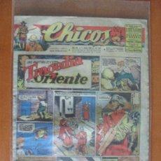 Tebeos: CHICOS Nº 354 ** AÑO 1945 ** CONSUELO GIL ** J. BLASCO ** ORIGINAL. Lote 38771060