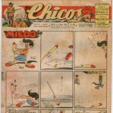 Tebeos: CHICOS Nº 384 ** AÑO 1946 ** CONSUELO GIL **. Lote 38799240
