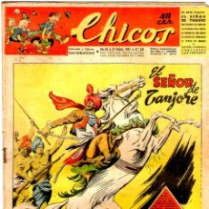 Tebeos: CHICOS Nº 334 27/12/1944 ** CONSUELO GIL. Lote 39697460