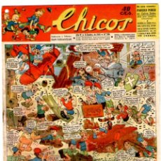 Tebeos: CHICOS Nº 266 08/09/1943 ** CONSUELO GIL. Lote 41420894