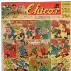 Tebeos: CHICOS Nº 273 27/10/1943 ** CONSUELO GIL. Lote 41421180
