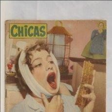 Giornalini: ANTIGUA REVISTA CHICAS - 3ª ÉPOCA. N.329 - AÑO 1957 - CONSUELO GIL. TALLERES OFFSET. SAN SEBASTIÁN. Lote 41451490