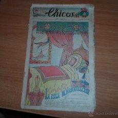 Giornalini: CHICOS ORIGINAL Nº 55 EDITORIAL CONSUELO GIL 1939. Lote 41457432