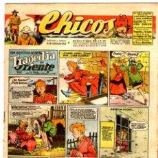 Giornalini: CHICOS Nº 361 11/09/1945 ** CONSUELO GIL. Lote 41483837