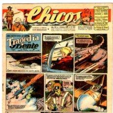 Giornalini: CHICOS Nº 363 01/10/1945 ** CONSUELO GIL. Lote 41483918