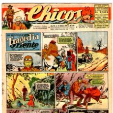 Giornalini: CHICOS Nº 365 21/10/1945 ** CONSUELO GIL. Lote 41484021