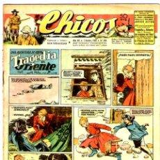 Giornalini: CHICOS Nº 366 01/11/1945 ** CONSUELO GIL. Lote 41484046