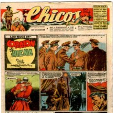 BDs: CHICOS Nº 454 21/09/1947 ** CONSUELO GIL. Lote 41530513
