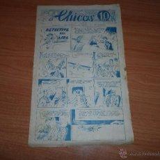 Giornalini: CHICOS ORIGINAL Nº 17 EDITORIAL CONSUELO GIL 1938. Lote 41558592