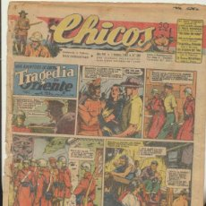 Giornalini: CHICOS Nº 360. C. GIL 1938.. Lote 41594189