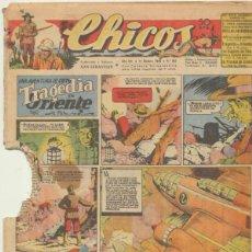 Giornalini: CHICOS Nº 367. C. GIL 1938.. Lote 41594496