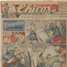 Livros de Banda Desenhada: CHICOS Nº 372. C. GIL 1938.. Lote 41594685