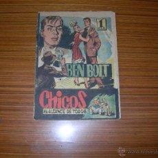 Giornalini: CHICOS 2ª Nº 38 DE CONSUELO GIL . Lote 43258905