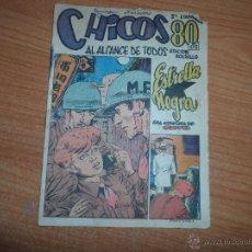 Giornalini: CHICOS N º 9 2ª EPOCA EDITORIAL CONSUELO GIL 1950. Lote 43270098