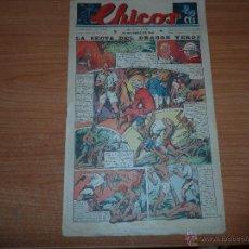 Livros de Banda Desenhada: CHICOS ORIGINAL Nº 137 EDITORIAL CONSUELO GIL AÑO 1940 . Lote 44422590