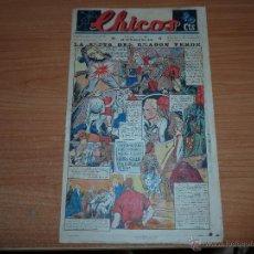 Livros de Banda Desenhada: CHICOS ORIGINAL Nº 139 EDITORIAL CONSUELO GIL AÑO 1940 . Lote 44422601