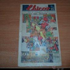 Livros de Banda Desenhada: CHICOS ORIGINAL Nº 140 EDITORIAL CONSUELO GIL AÑO 1940 . Lote 44422606