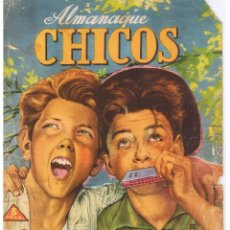 Tebeos: CHICOS. SOLO PORTADA Y CONTRAPORTADA. (CON ALGUN DEFECTO). EDTOR. CONSUELO GIL. Lote 44430236