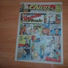Giornalini: CHICOS ORIGINAL Nº 355 EDITORIAL CONSUELO GIL AÑOS 40. Lote 45643674