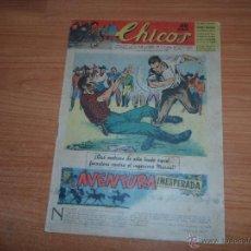 Giornalini: CHICOS ORIGINAL Nº 341 EDITORIAL CONSUELO GIL AÑOS 40. Lote 45644332