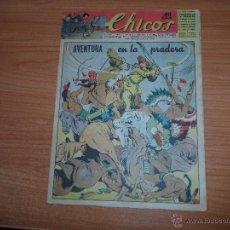 Giornalini: CHICOS ORIGINAL Nº 335 EDITORIAL CONSUELO GIL AÑOS 40 . Lote 45646679
