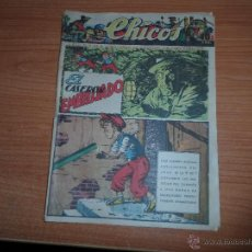 Giornalini: CHICOS ORIGINAL Nº 290 EDITORIAL CONSUELO GIL AÑOS 40. Lote 45675818