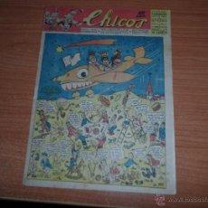 Giornalini: CHICOS ORIGINAL Nº 283 EDITORIAL CONSUELO GIL AÑOS 40 . Lote 45708923