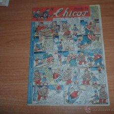 Giornalini: CHICOS ORIGINAL Nº 411 EDITORIAL CONSUELO GIL AÑOS 40. Lote 47881777