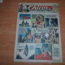 Giornalini: CHICOS ORIGINAL Nº 398 EDITORIAL CONSUELO GIL AÑOS 40. Lote 47883278