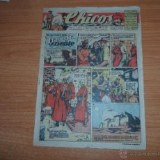 Giornalini: CHICOS ORIGINAL Nº 360 EDITORIAL CONSUELO GIL AÑOS 40. Lote 47884552