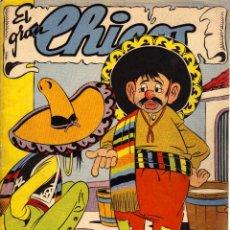 Livros de Banda Desenhada: ARCHIVO (476): EL GRAN CHICOS Nº 17 (CONSUELO GIL, ABRIL DE 1947). Lote 50777493