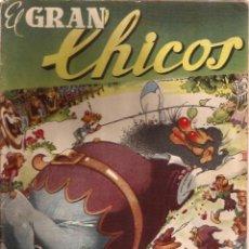 Giornalini: EL GRAN CHICOS Nº 4 ( FEBRERO 1946 ). Lote 50808734