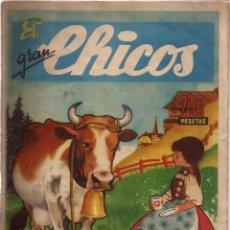 Livros de Banda Desenhada: EL GRAN CHICOS Nº 11 ( SEPTIEMBRE 1946 ). Lote 50809050