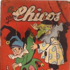 Livros de Banda Desenhada: EL GRAN CHICOS Nº 25 ( FEBRERO 1948 ). Lote 50809213